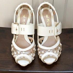 L. A. M. B. Sandals